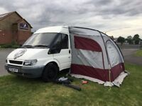 Ford Transit Camper With Awning And Extras