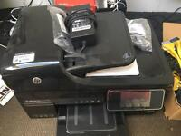 HP officejet pro 8500a plus - in partial working order