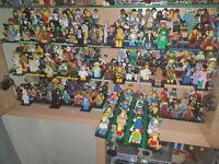 GENUINE Lego Series Minifigures!!