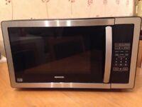 KENWOOD 900W 25ltr Digital microwave