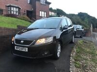 SEAT Alhambra 7 seater