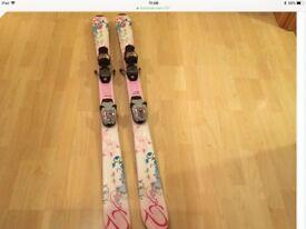 Skis Junior 122cm K2