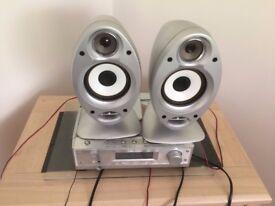 Stereo- Bush Single Disc, Radio and Twin Speakers