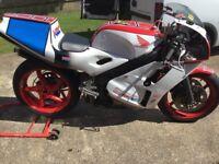 VFR400 NC30 Track bike