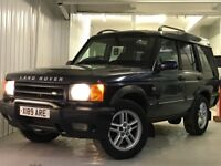 Land Rover Discovery 2 2.5 TD5 ES 5dr 11 MONTHS MOT
