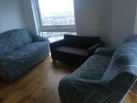 Free Furniture: 2 mattresses, 3 sofas, kids table, chair and armchair, desk chair