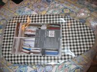 Brand new unused table top ironing board