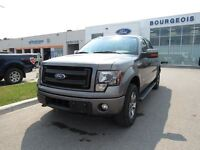 2014 Ford F-150 FX4 3.5L V6 ECOBOOST ENGINE 400A