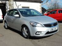 2011 Kia ceed 1.6 diesel motd sept 2018 only £30 a year road tax all cards welcome