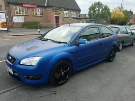 Focus st3 low mileage
