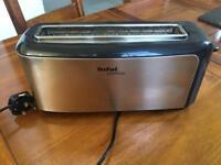 Tfal toaster stainless steel