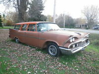 1959 Dodge 2 Door Stationwagon