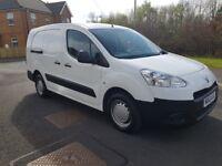 2012 Peugeot Partner Crewcab 1.6 Hdi 90Bhp