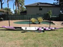 Ironman Racing Ski and Paddle Booragul Lake Macquarie Area Preview