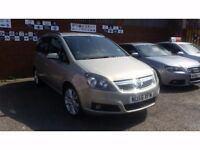 Vauxhall Zafira 2.2 i 16v Design 5dr