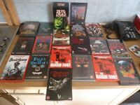 Video Horror Films rare DVDs