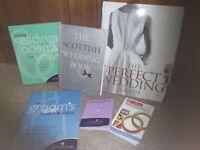 6 Wedding Books