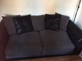 5 seater sofa and 3 seater sofa for only £40