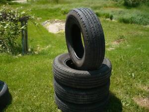 Four 235-75-17 tires $200.00