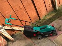 Bosch lawnmower SOLD PENDING COLLECTION