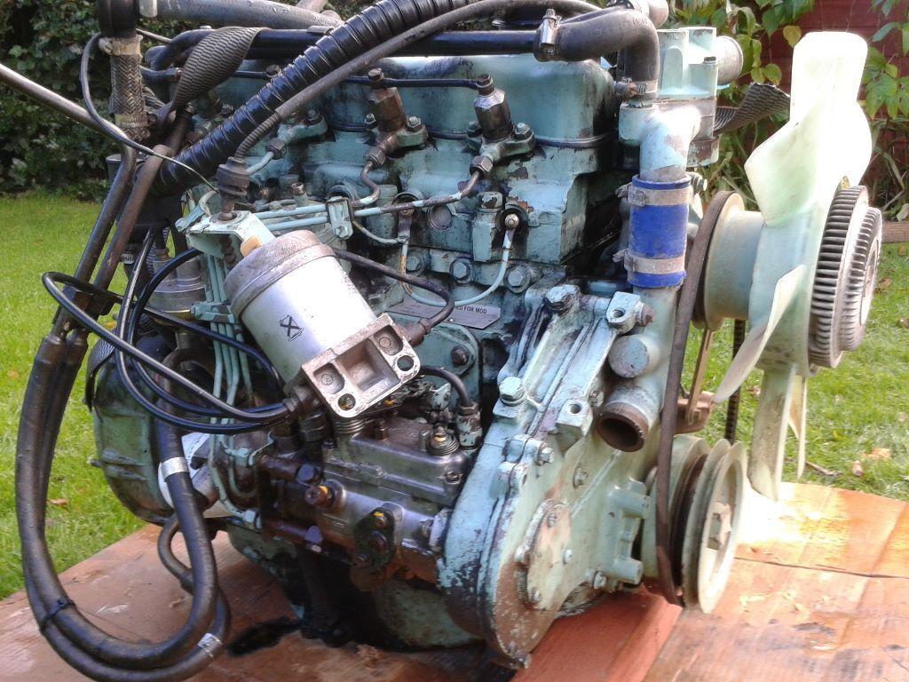 Land Rover 90 110 Defender 2 5 N A Diesel Engine Ex