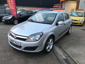 2007 VAUXHALL ASTRA 1.6 TWINPORT *** READY TO DRIVE AWAY *** FULL MOT 3 MONTHS WARRANTY