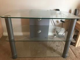 Glass TV Cabinet/Table