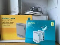 EE Cisco Residential Internet WiFi Network 3G Signal Booster Box, USC3331
