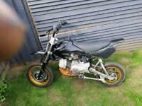 Pit bike pitbike quad motorbike mini moto midi moto crosser