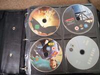 A huge selection of DVD films!