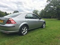 Ford Mondeo (ex fords rep car)