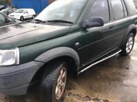 2003 03reg Land Rover FreeLander 1.8 5 Door Good Runner