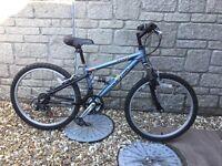 Boys Dawes 6 speed bike.Hardly used