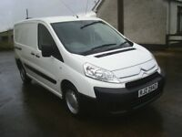 2010 CITROEN DISPATCH 2.0 HDI SWB SIDE DOORS,GOOD CONDITION, PSV to MARCH 2019