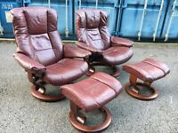 Ekornes Stressless armchairs possible delivery Ekornes Stressless armchairs possible delivery.