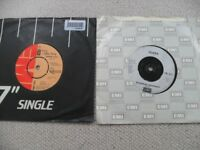 TWO QUEEN SINGLES FOR SALE. VG CONDITION. £1.00 EACH. NO REASONABLE OFFER REFUSED.