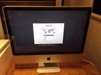 Apple iMac 24 inch Core 2 Duo, 4GB RAM, mint, still with box
