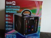 BRAND NEW RockJam bluetooth speaker