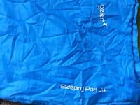Children's sleeping bag Gelert junior sleeping pod