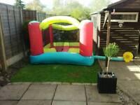 8ft bouncy castle
