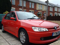 Brand New MOT - Economical Peugeot 306 5 Door Hatchback 1.9 Diesel