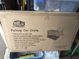 Pet Crate for car