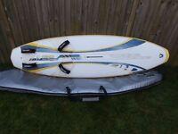 AHD Freeride Windsurf Board 130 litre