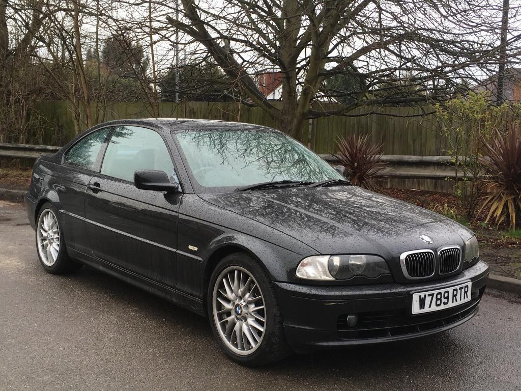 2000/W BMW 323 CI manual. Spares/repair