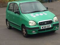 HYUNDAI Amica gsi auto 1.0 mot till may 2016