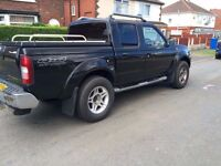 Nissan Navara 4 wheel drive, mint condition, low miles