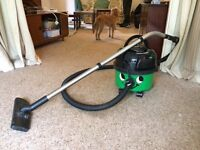 SOLD -Green Henry Hoover
