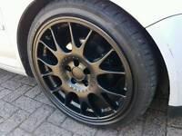 Vw golf wheels 4motion s3