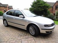 Seat Leon 1.8 20V T Cupra Only 68780 Miles Excellent Condition
