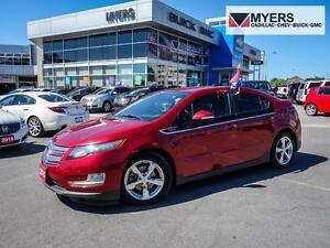 2015 Chevrolet Volt RARE ONE HERE/NAVIGATION/DRIVER SAFETY PACKA